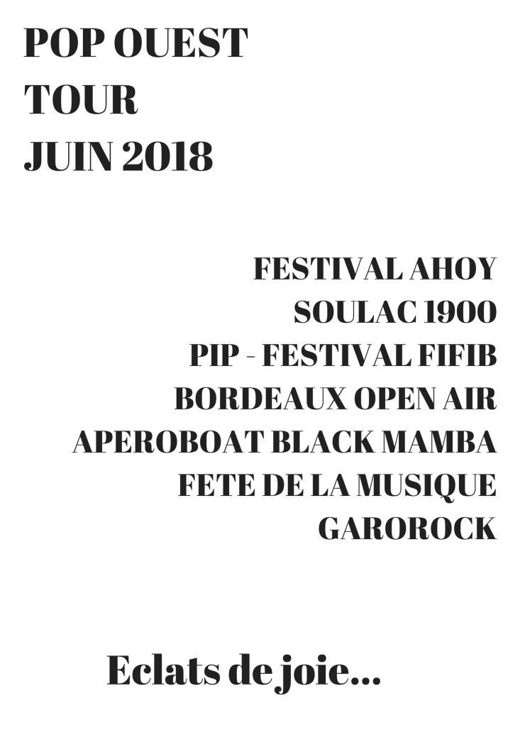 POP OUESTTOURJUIN 2018